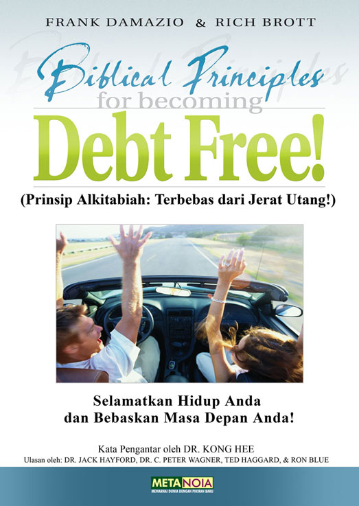 Debt Free Front Cover